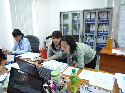 ベトナムで働く13